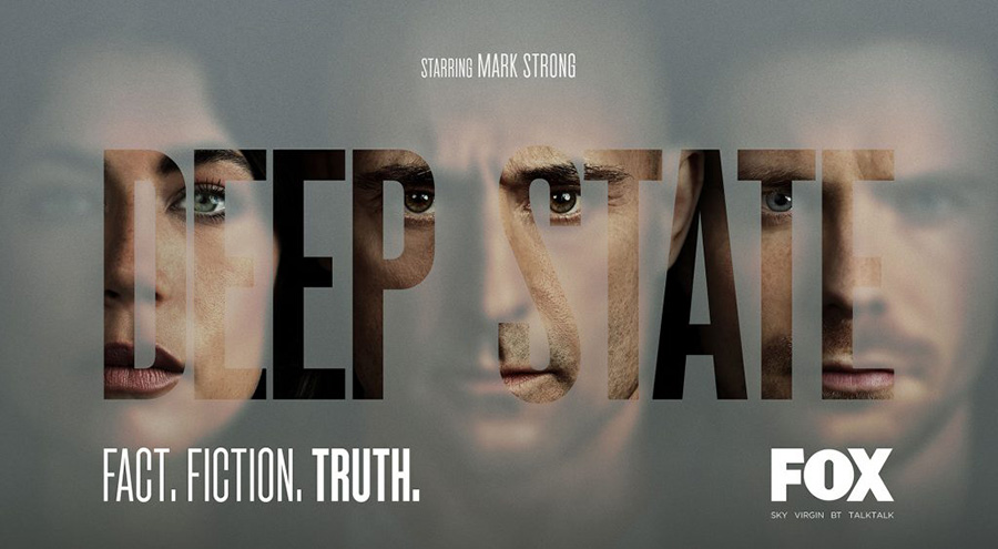 deep state tv show poster art