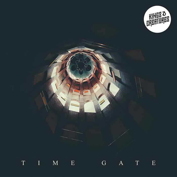 Time Gate Trailer Album Cover